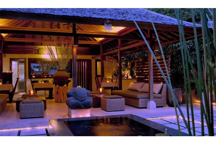 Lounge - Jamahal Private Resort - Jimbaran