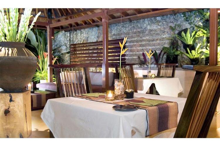 Restaurant - Jamahal Private Resort - Jimbaran