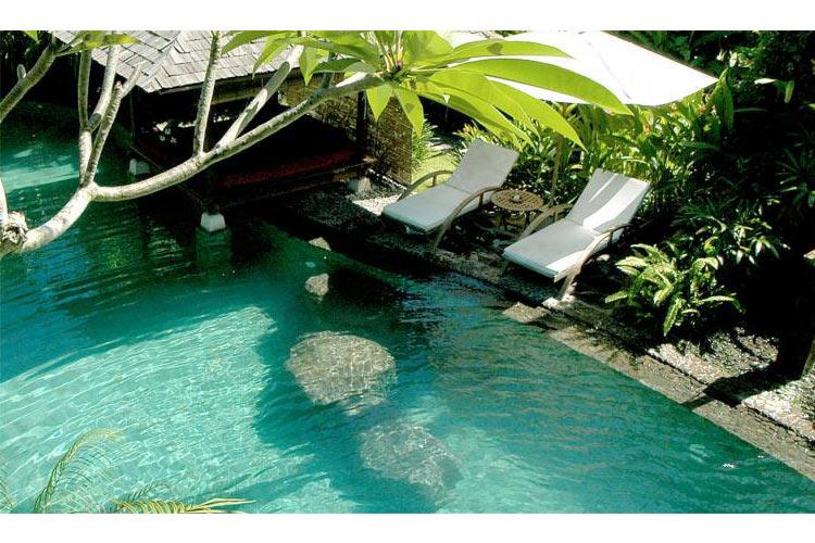 Swimming Pool - Jamahal Private Resort - Jimbaran