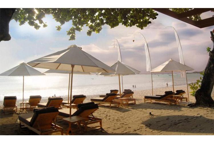 Beach Club - Jamahal Private Resort - Jimbaran