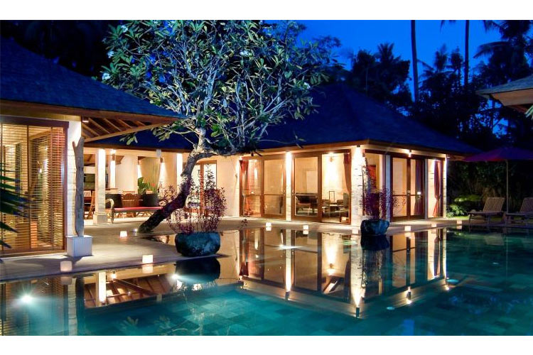 Jamahal private resort a boutique hotel in bali for Small private hotels