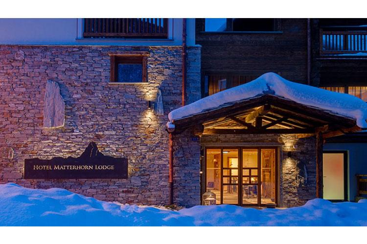 Entrance - Matterhorn Lodge - Zermatt