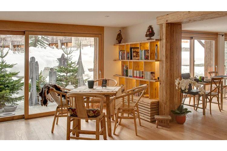 Breakfast Room - Matterhorn Lodge - Zermatt