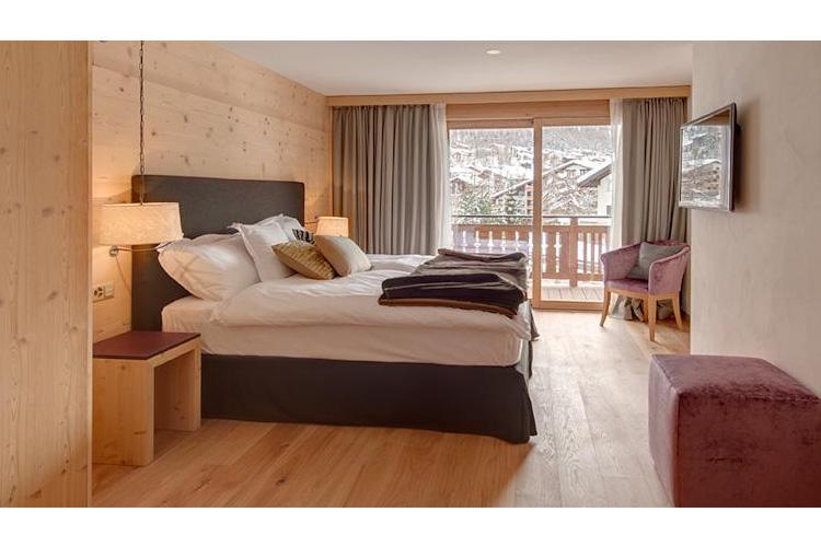 Room - Matterhorn Lodge - Zermatt