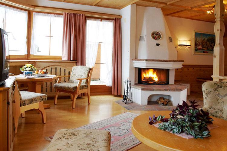 Junior Suite - Schlosshotel Chastè - Tarasp
