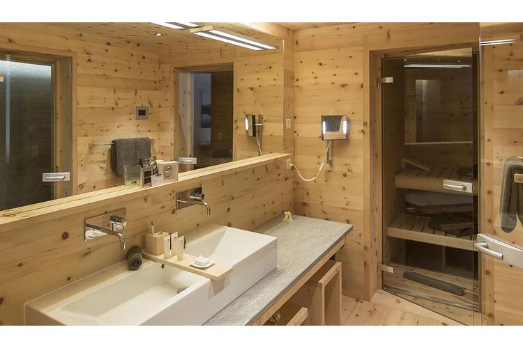 Spa Suite - In Lain Hotel Cadonau - Brail