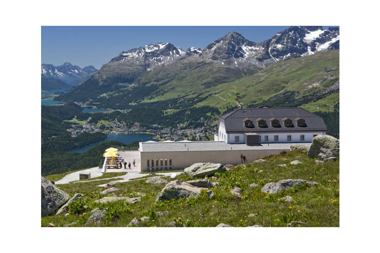 Hotel muottas muragl ein boutiquehotel in samedan for Small great hotels