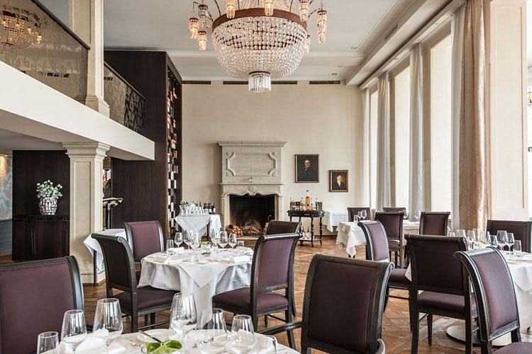 Restaurant - Chateau Gütsch - Luzern