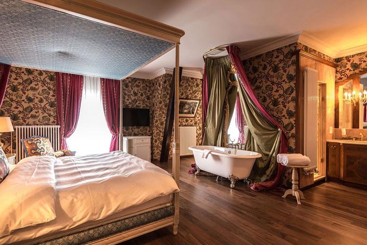 Suite Queen Victoria - Chateau Gütsch - Luzern