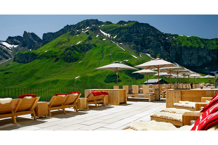 Hotel frutt lodge spa h tel boutique melchsee frutt for Great small hotel