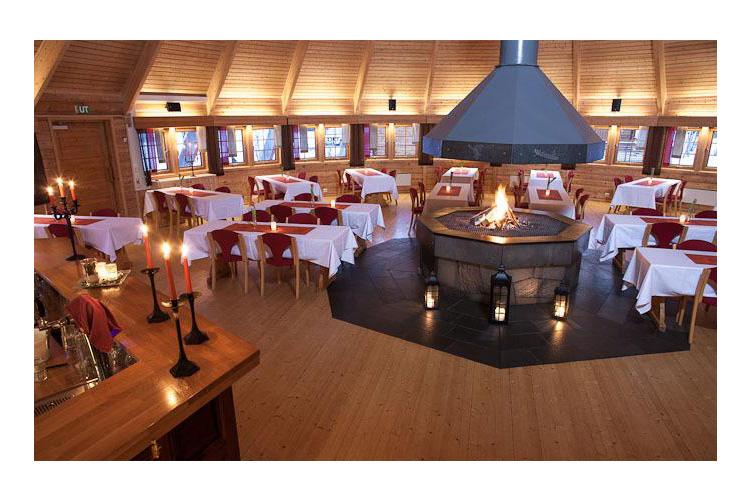 Restaurant - Sorrisniva Igloo Hotel - Alta