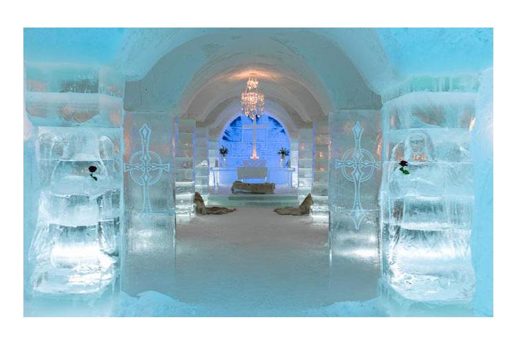 Interiors - Sorrisniva Igloo Hotel - Alta