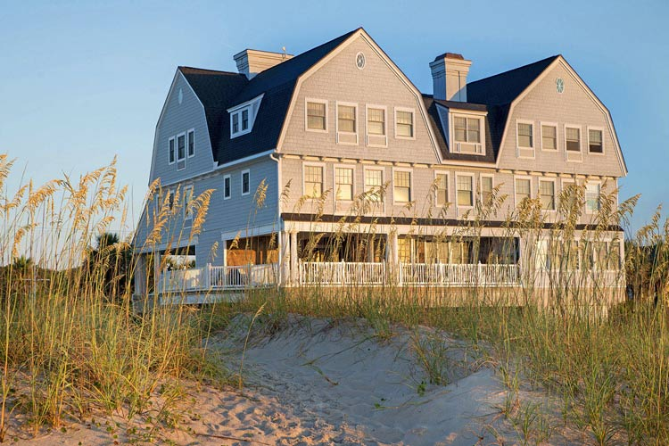 Facade - Elizabeth Pointe Lodge - Amelia Island