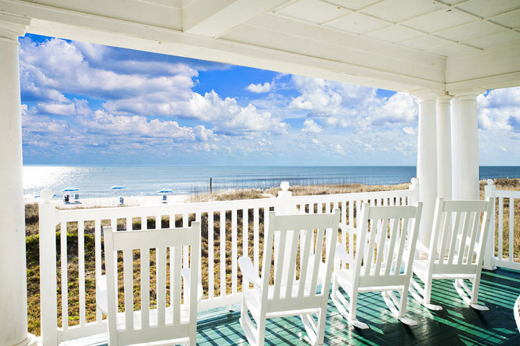 The-Views-from-the Hotel - Elizabeth Pointe Lodge - Amelia Island