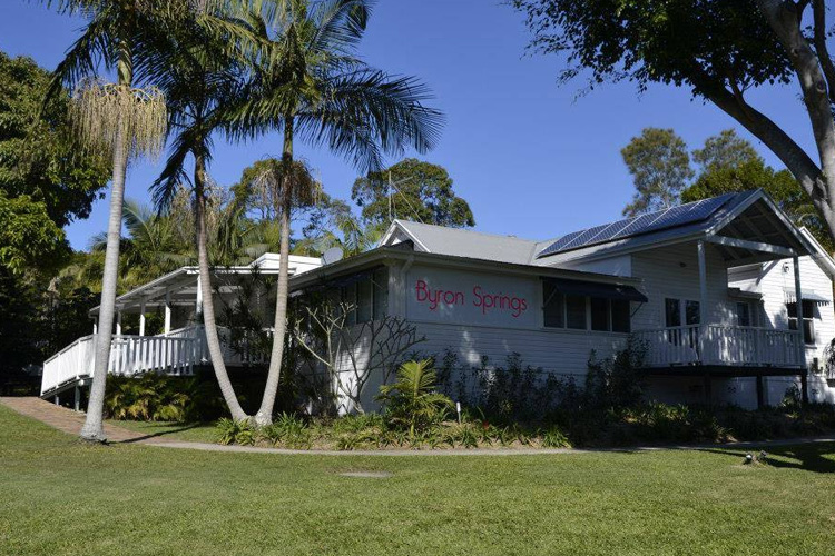 General View - Byron Springs Guesthouse - Byron Bay