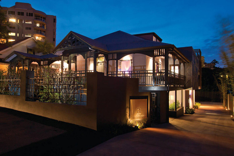 General View - Spicers Balfour Hotel - Brisbane