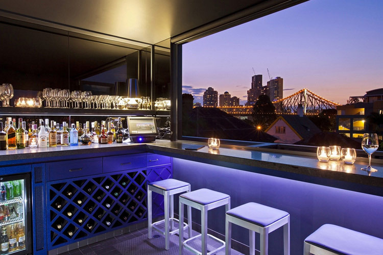 Bar - Spicers Balfour Hotel - Brisbane