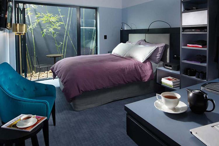 Courtyard Rooms - Spicers Balfour Hotel - Brisbane