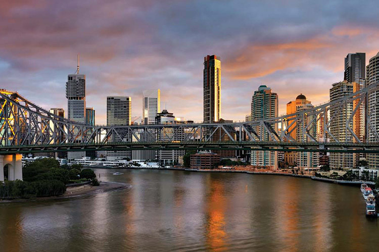 Suroundings - Spicers Balfour Hotel - Brisbane