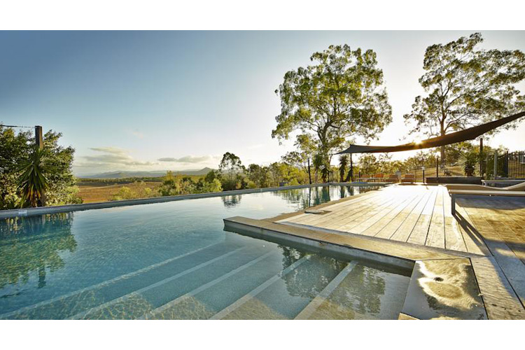 Swimming Pool - Spicers Hidden Vale - Grandchester