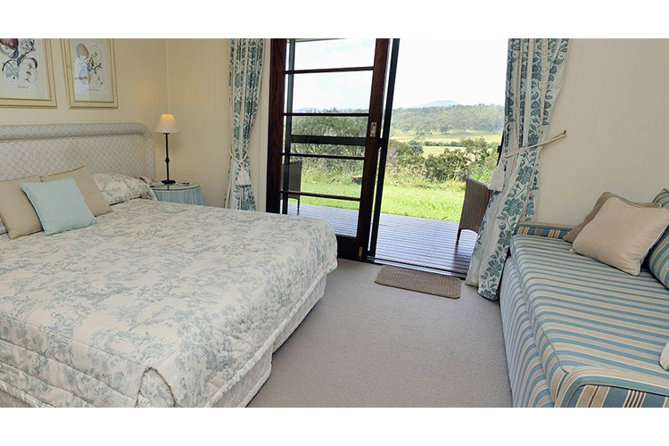 Valley View Rooms - Spicers Hidden Vale - Grandchester
