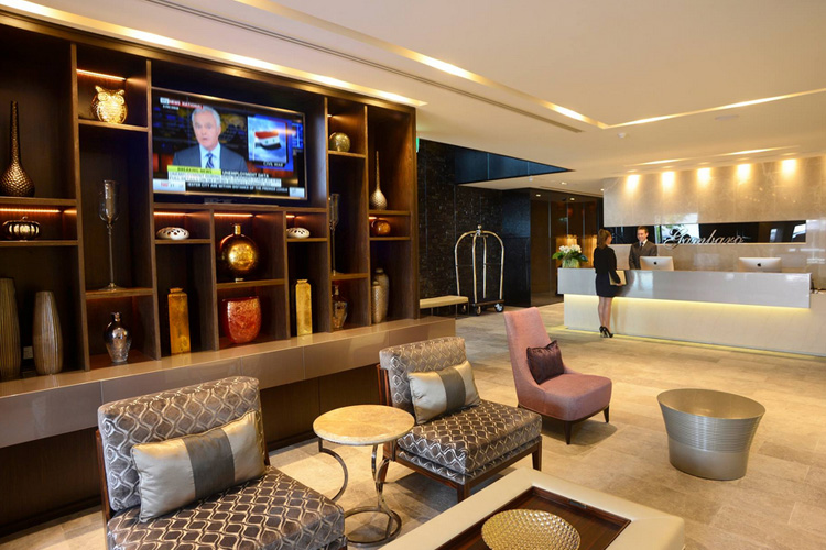 Reception - Gambaro Hotel - Brisbane