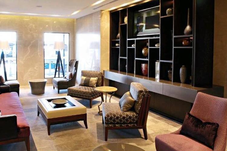 Lobby - Gambaro Hotel - Brisbane