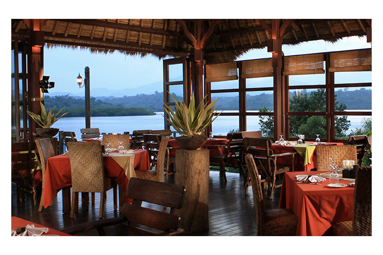 The Restaurant - Naya Gawana Resort & Spa - West Bali National Park