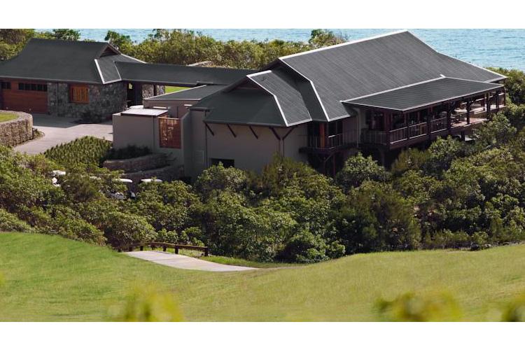 General View - Beach Club Resort - Hamilton Island