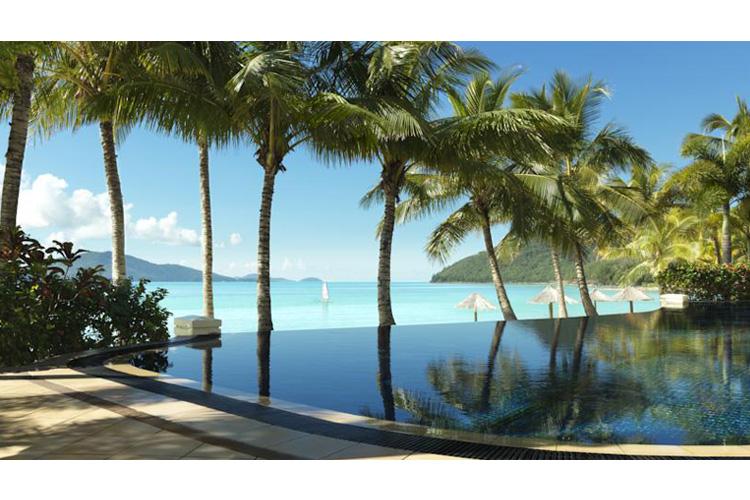 Pool - Beach Club Resort - Hamilton Island