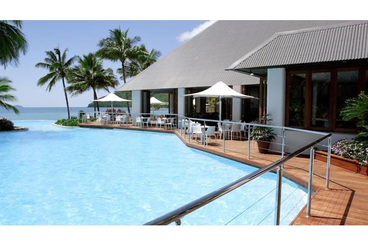 By the Pool - Beach Club Resort - Hamilton Island