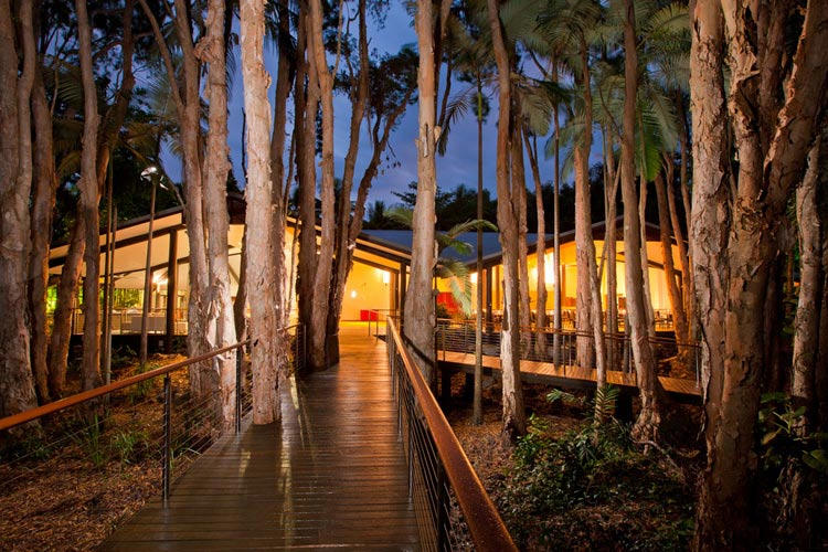 Exteriors - Kewarra Beach Resort & Spa - Kewarra Beach