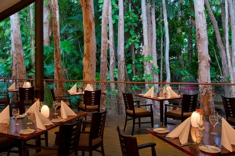 Restaurant - Kewarra Beach Resort & Spa - Kewarra Beach