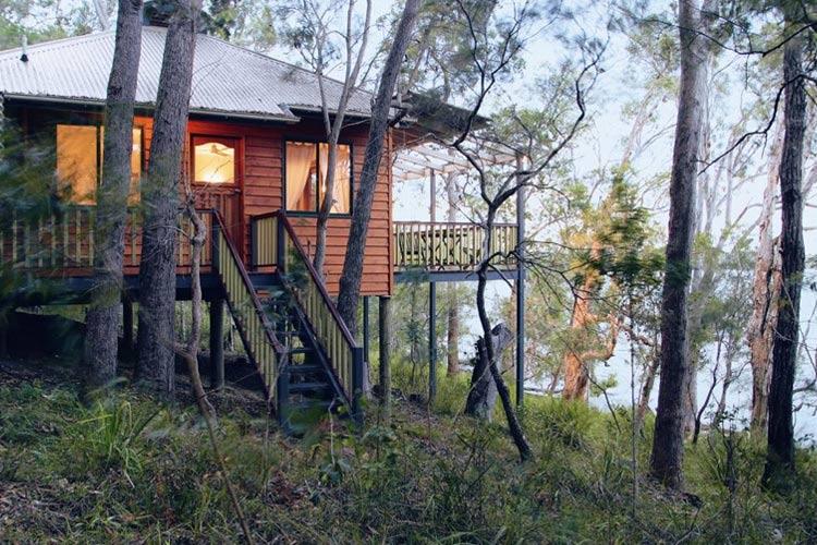 Cormorant Cottage - Eumarella Shores Noosa Lake Retreat - Noosaville