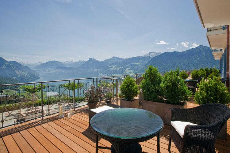 hotel villa honegg a boutique hotel in ennetb rgen. Black Bedroom Furniture Sets. Home Design Ideas