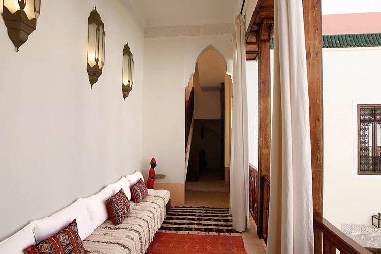 Interiors - Riad du Ciel - Marrakech