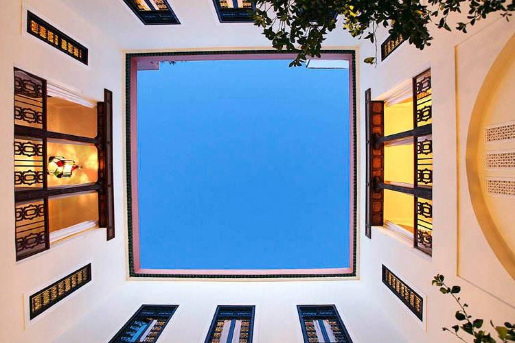 Details of the Interiors - Riad du Ciel - Marrakech