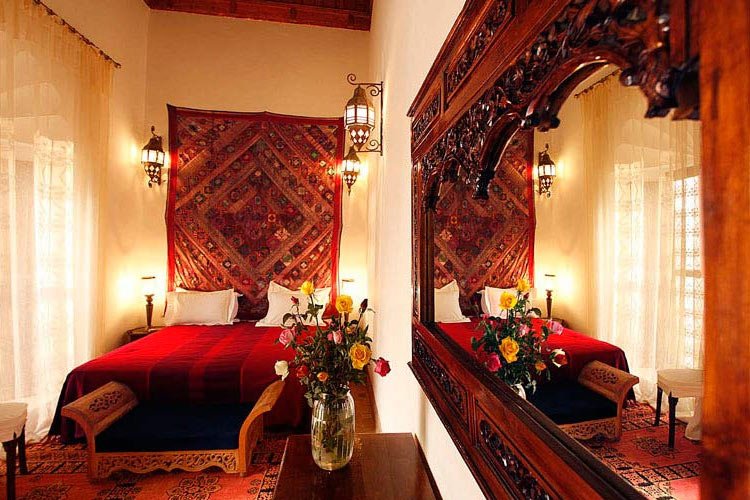 Chambre des Etoiles - Riad du Ciel - Marrakech