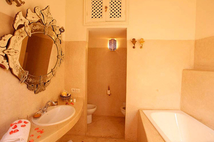 Chambre de la Musique - Riad du Ciel - Marrakech
