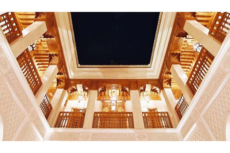 Interiors - Riad Kniza - Marrakech