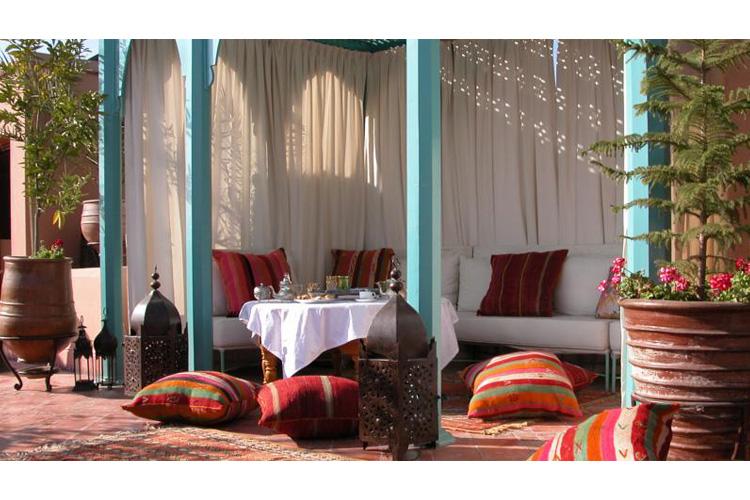 Common Areas - Riad Kniza - Marrakech