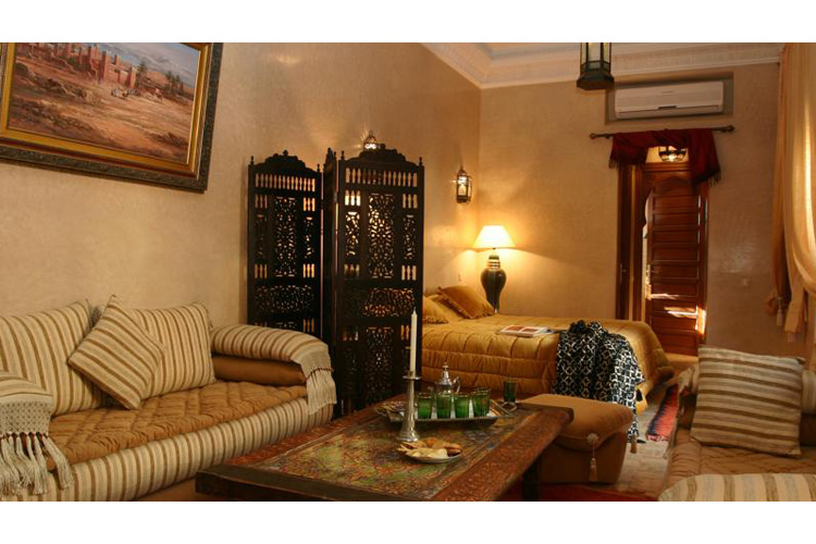 Junior Suite Loubana - Riad Kniza - Marrakech