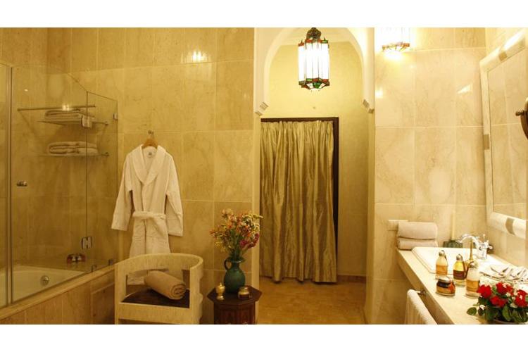 Bathroom - Riad Kniza - Marrakech