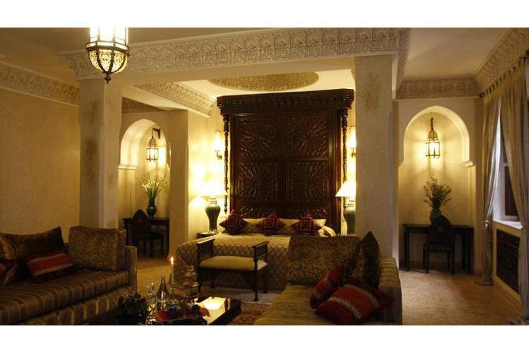 Superior Deluxe Room Qamar - Riad Kniza - Marrakech