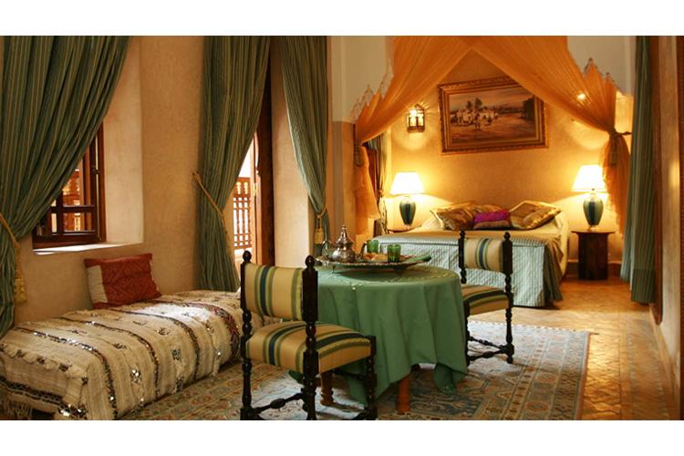 Superior Deluxe Room Samar - Riad Kniza - Marrakech