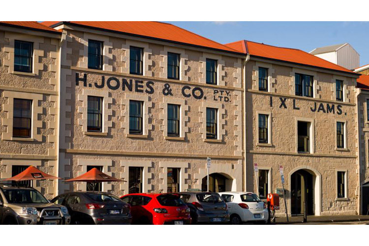 The henry jones art hotel ein boutiquehotel in hobart for Great little hotels