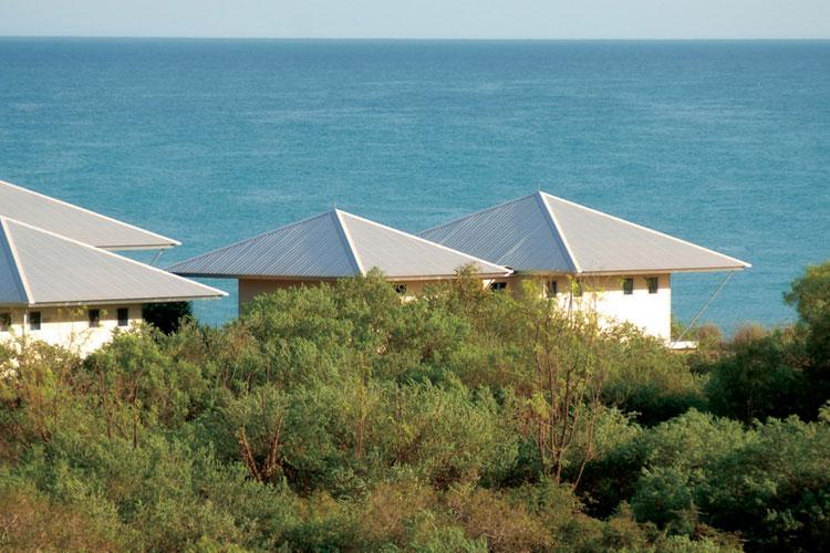 Eco Villa Ocean View - Eco Beach Retreat - Broome