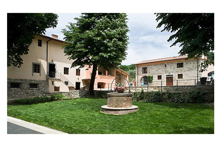 Borgo i vicelli country relais a boutique hotel in tuscany for Great small hotel