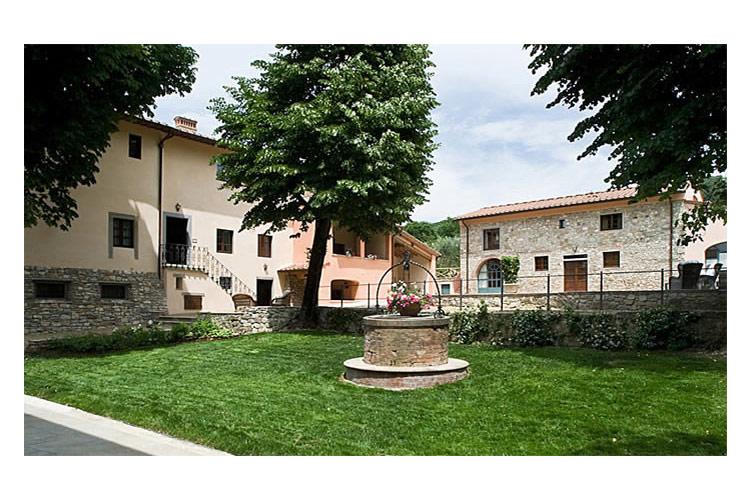 Facade - Borgo I Vicelli Country Relais - Bagno a Ripoli