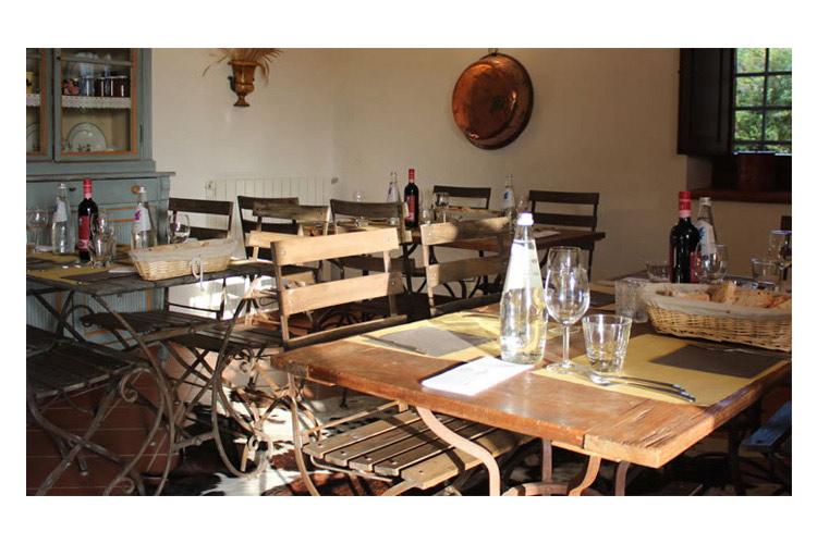 Restaurant - Borgo I Vicelli Country Relais - Bagno a Ripoli